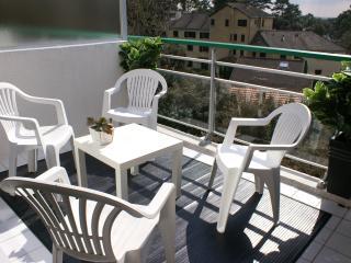 Duplex terrasse dernier étage sud  Wifi, 10mn à pied  plage de La Baule au calme