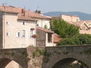 LIMOUX Bed & Breakfast, superb riverside location, Limoux