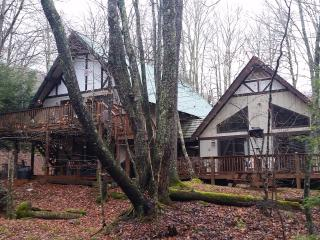 5 Bedroom Creekside Mountain Escape SLEEPS 14, Beech Mountain