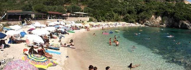 mikri ammos beach