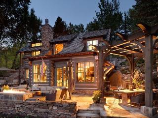 Roaring Fork 'Log Cabin', Aspen
