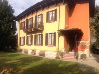 Villa Giuseppina ... villa liberty, Verbania
