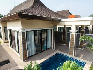 2 bedrooms private pool villa