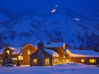 Shooting Star Cabin 4, Teton Village