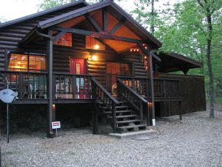 Secluded Cabin Rental in Beavers Bend, Broken Bow