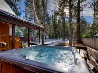 True Tahoe Cabin w/ All The Luxury Amenities Pool Table, Hot Tub and Foosball!