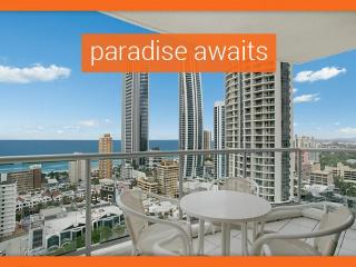 GCHR Chevron Renaissance Apt 2216 - Level 21, 2 Bed, Ocean Views, Surfers Paradise