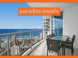 GCHR Chevron Renaissance Apt 3343 - Value Plus, Level 34, Ocean Views, Surfers Paradise