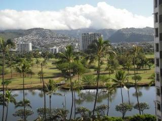 Waikiki Lanais One Bedroom with Parking and Views