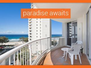 GCHR Moroccan Apt 224 - Beachfront Family Holiday Haven, Surfers Paradise