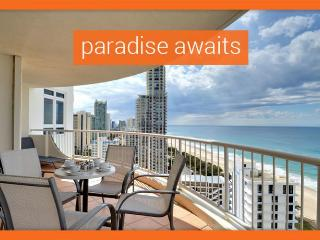 GCHR Moroccan Apt 286 - 3BR Beachfront Apt, Ocean Views, Surfers Paradise