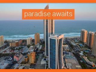GCHR Orchid Residences 5 Star 2BR Apt, Majestic Views, Surfers Paradise