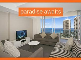 GCHR Orchid Residences Apt 11405 Luxury 3 Bed Apt. Ocean Views, Surfers Paradise