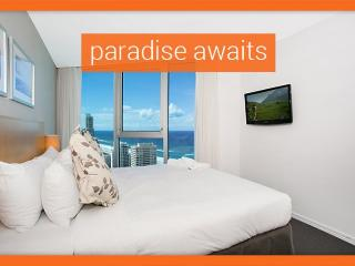 GCHR Orchid Residences Apt 22402 5 Star 2BR Apt w/ Amazing Views, Surfers Paradise