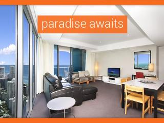 GCHR Orchid Residences Apt 23701 Spectacular Views, Level 37, Surfers Hotel