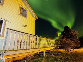 "Huskyfarm-Guesthouse ""Northern Lights"", Bleik"