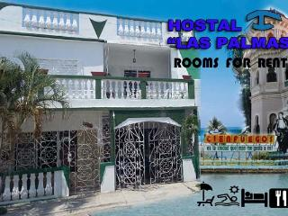 """Hostal """"Las Palmas"""" Cienfuegos, Cuba"""
