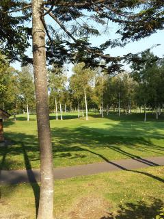 Hilton Hotel Golf Course