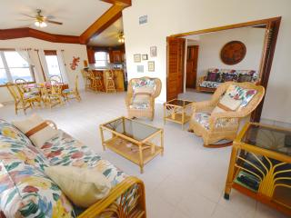 YES! RENT ME IN BELIZE - 3rd floor 3 bedroom oceanfront w/TOYS  Sunset Beach
