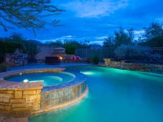 Furnished, luxurious Scottsdale home