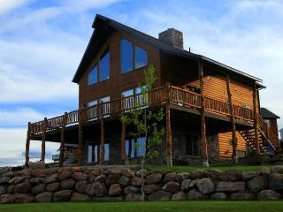 The Raspberry Bear Lake Lodge