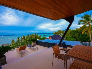Phuket Oceanview 3 Bed Zen Villa