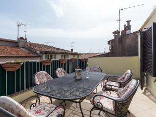 Antibes Centre Ville - 3 Bedrooms with the Sunniest Roof Terrace