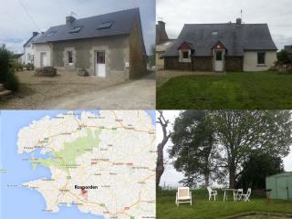 Maison 3 chambres 4/6 pers près Quimper Concarneau, Rosporden