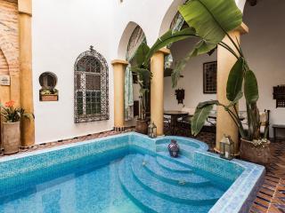 Riad Maison Arabo Andalouse (entire Riad), Marrakech