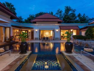 Luxury 4Bed Poolvilla Bangtao Beach