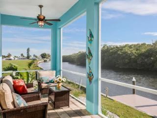 Casa di Peche, Key West Style 3/2~Pine Island Sound Direct Access~Start @ $105 per Nt, Saint James City