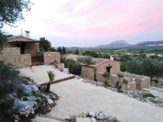 Maravillosas casitas rurales tormos, Tormos