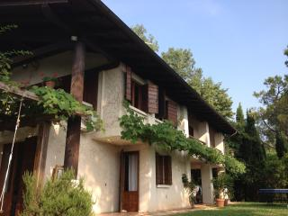 Villa La Rovaia, art nature and Prosecco area