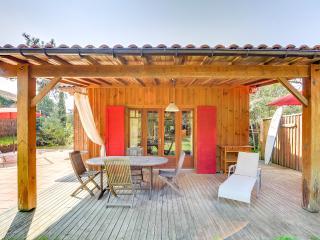 Charming cabin at Cap Ferret, Cap-Ferret