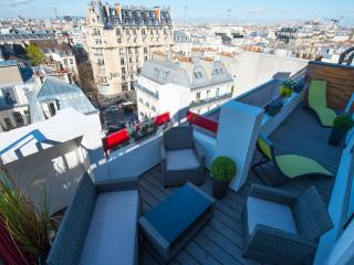 Vu du Ciel, 2BR/1BA, 6 people, Paris