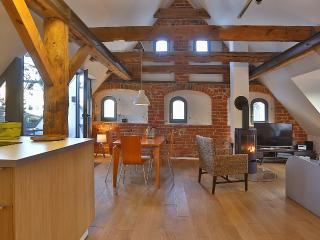 Apartment NIKOLAI in Old Granary in Stralsund
