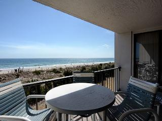 Station One-2D Schlaginhaufen-Oceanfront condo community pool, tennis, beach, Wrightsville Beach