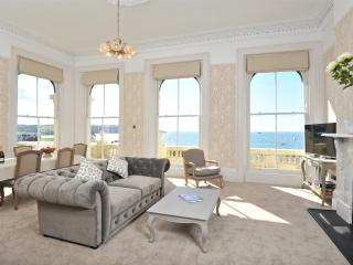 Lady Astor  Apartment 1 Elliot Terrace on Hoe with stunning sea views