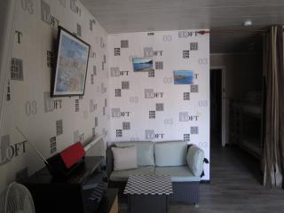 Studios vue sur mer et parking privé, Cap-d'Agde
