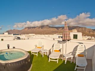 Fab apartment in surfers paradise Lanzarote, Famara
