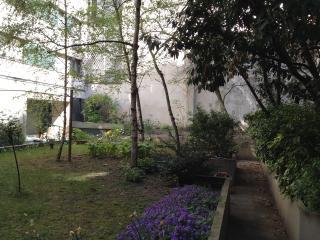 Jardin du Luxembourg - Studio (cuisine separee)