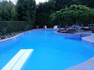 Appartamento in villa con piscina, Lastra a Signa
