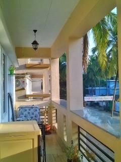 Balcony - GOAgaga Arpora