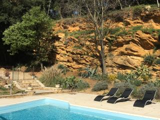 Lovely little 'mazet' in Serviers near Uzes
