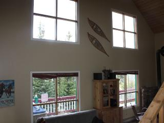 Ski-in, ski-out property on Silverstar Mountain