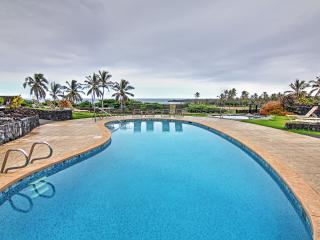 1BR Ka'u Condo w/Private Lanai, on Golf Course