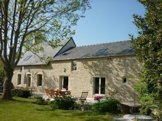 LOULOU & COMPAGNIE : Gîte 300 m2, 15 couchages aux portes de Bayeux.
