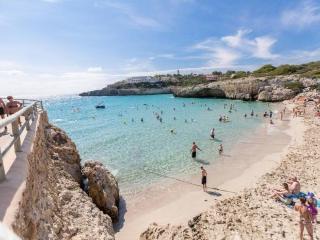 Аpartments in Majorca in Spain #2633, Calas de Majorca