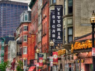 Boston - Taurus