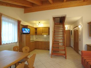 Trilocale 3/5 persone | Appartamenti Villa Elisa, Falcade